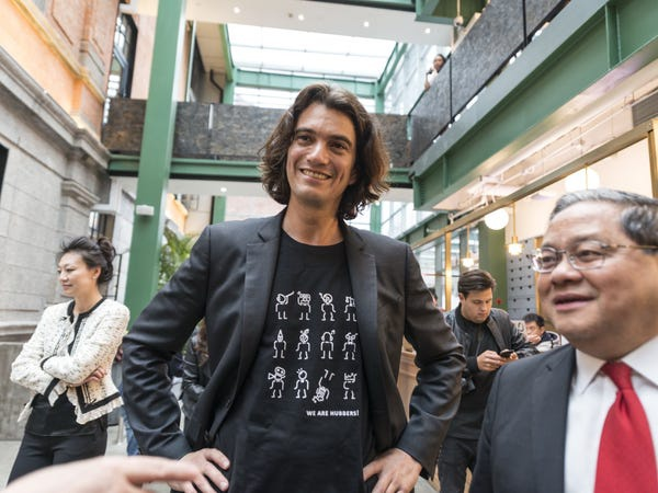 WeWork truot doc tu startup 47 ty USD den nguy co pha san nhu the nao hinh anh 2